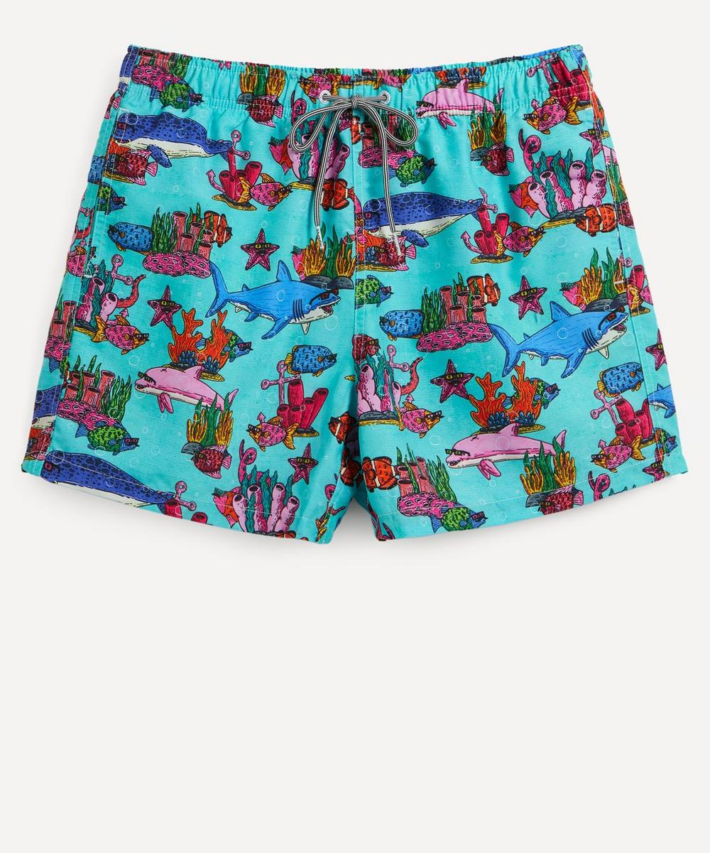 Boardies - Mugla Ocean Swim Shorts
