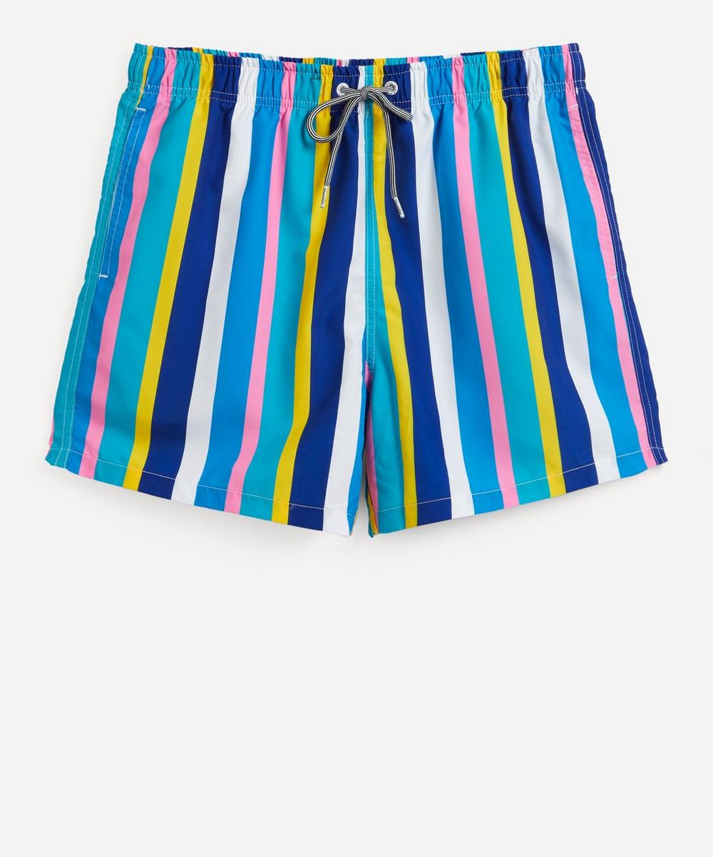 Boardies - Crush Stripe Swim Shorts