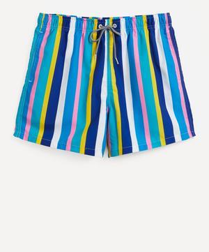 Crush Stripe Swim Shorts