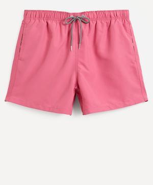 Rose Pink Water Reactive Swim Shorts