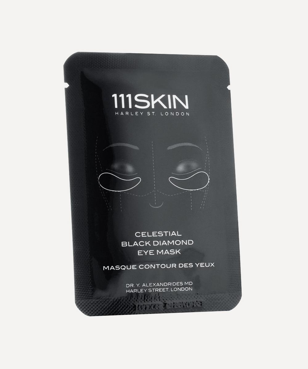 111SKIN - Celestial Black Diamond Eye Mask 6ml