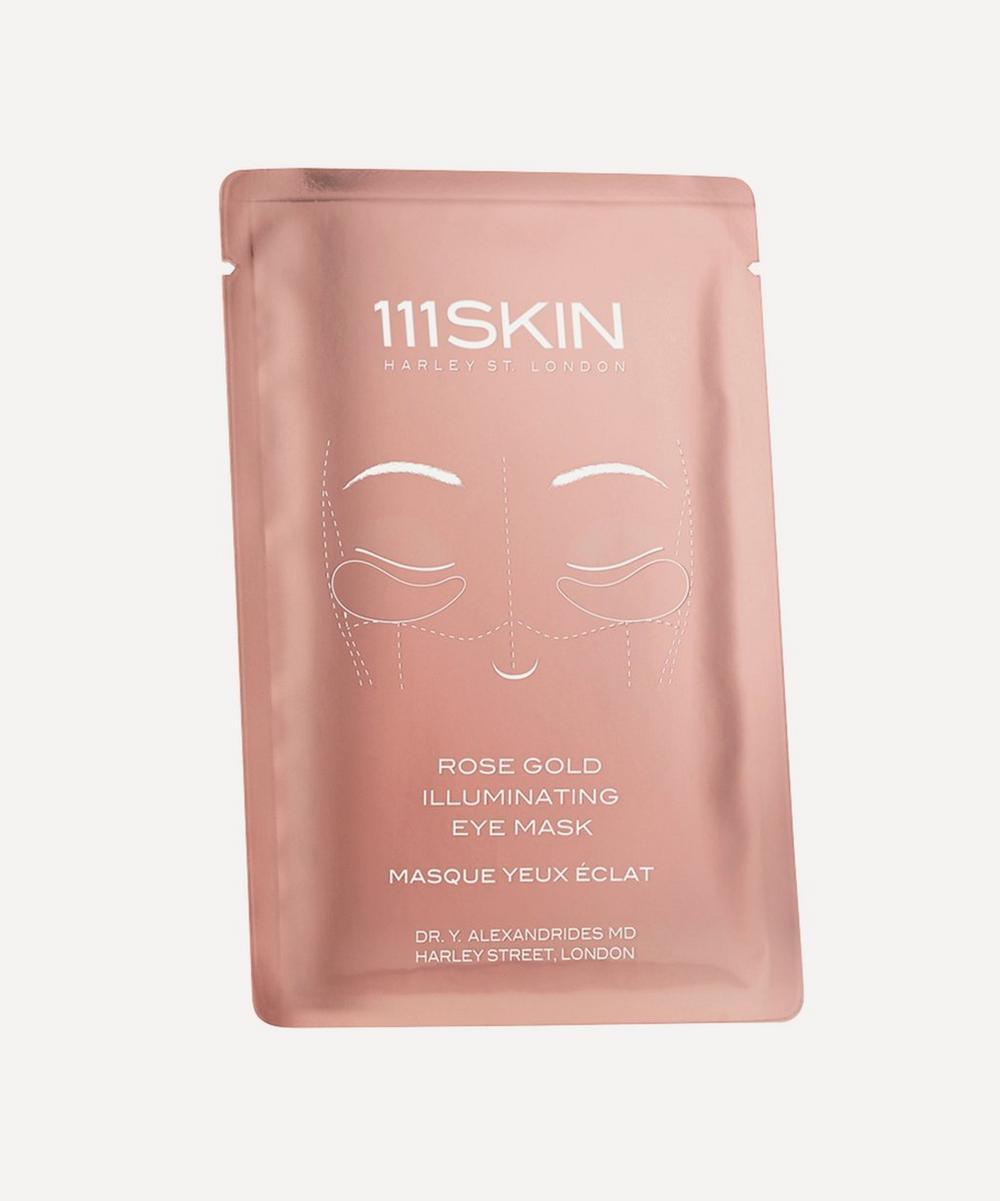 111SKIN - Rose Gold Illuminating Eye Mask 6ml