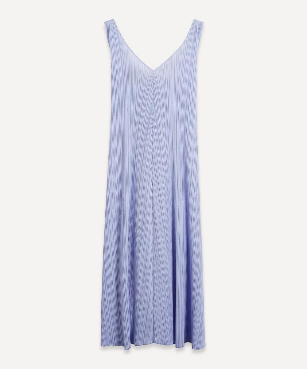 Pleats Please Issey Miyake - April Monthly Colours Dress