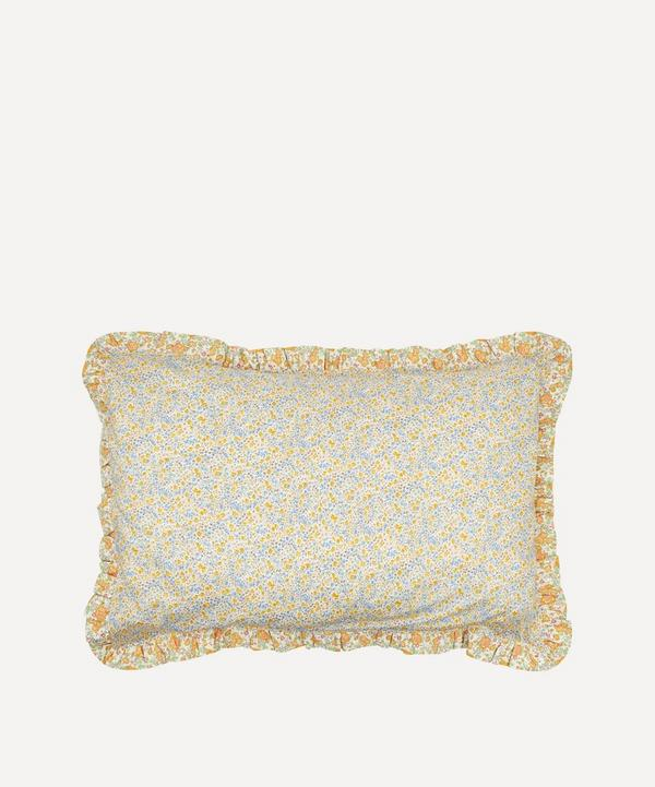 Coco & Wolf - Phoebe and Felicite Frill Edge Pillowcases Set of Two