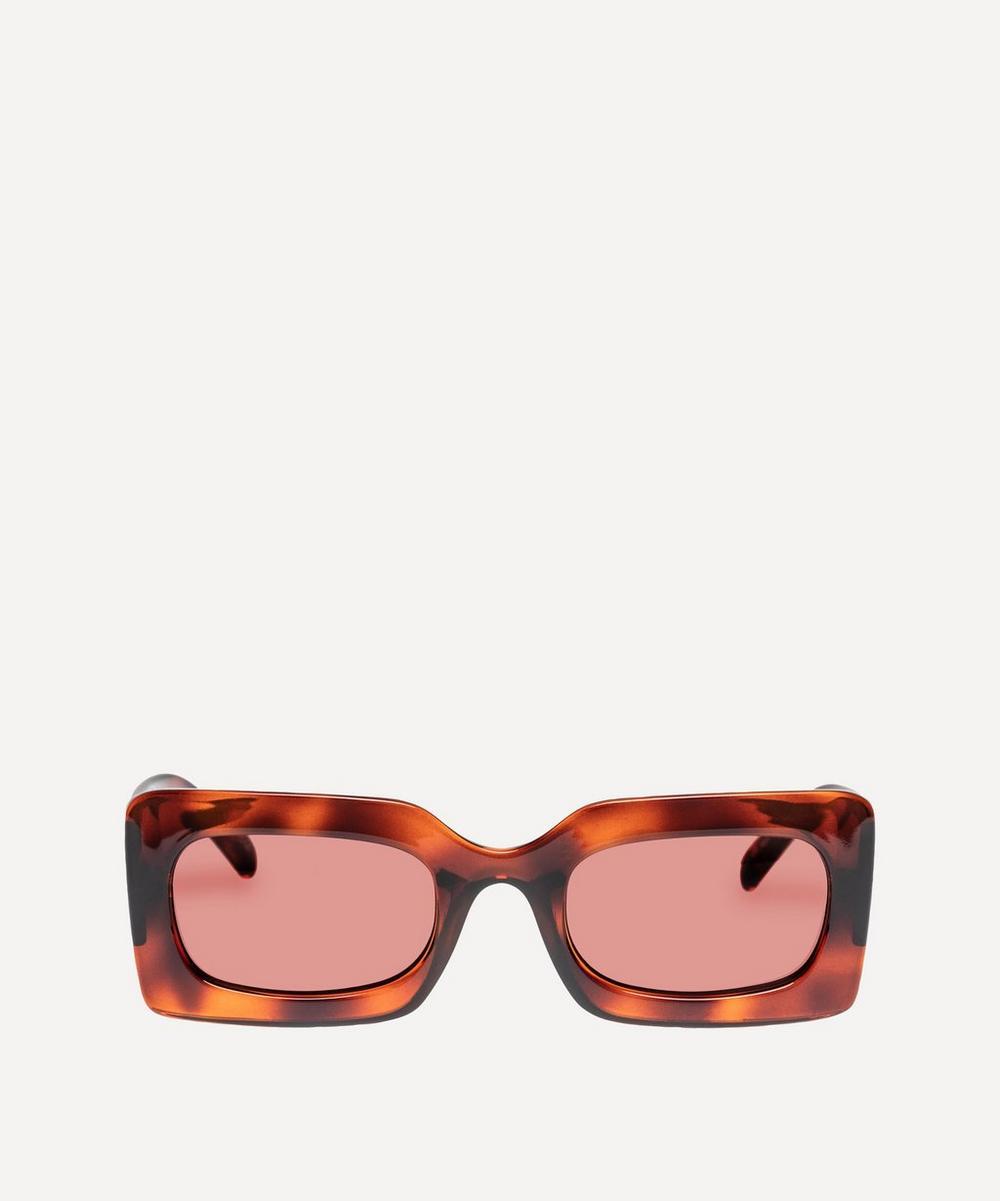 Le Specs - Oh Damn! Rectangular Sunglasses
