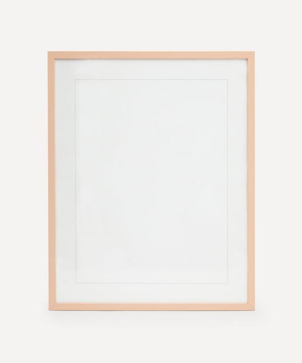 PLTY - Pink Solid Oak Wood Frame 40x50