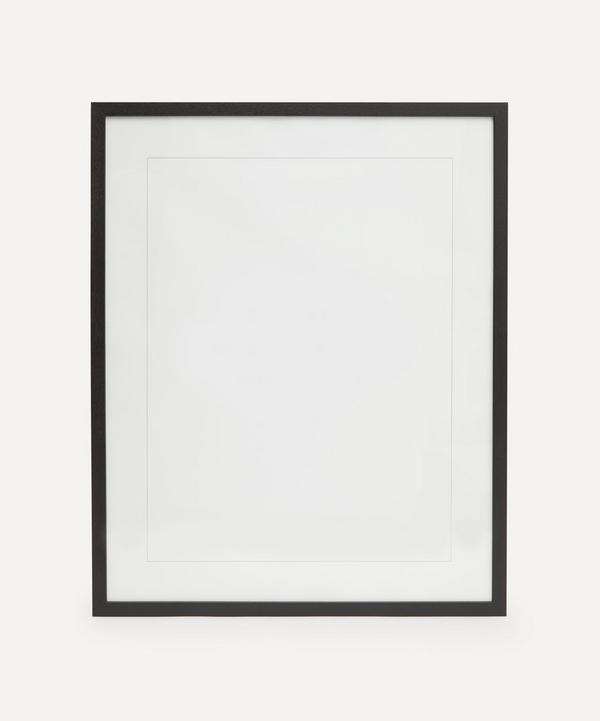 PLTY - Black Solid Oak Wood Frame 40x50
