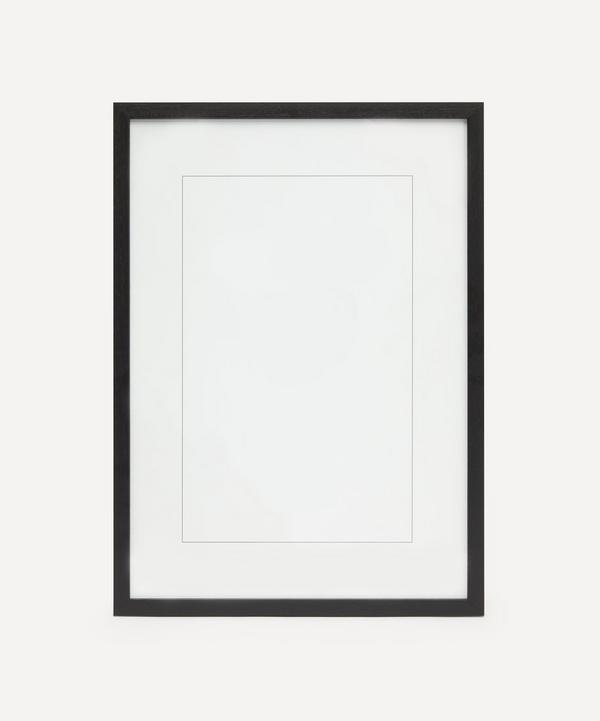 PLTY - Black Solid Oak Wood Frame A3
