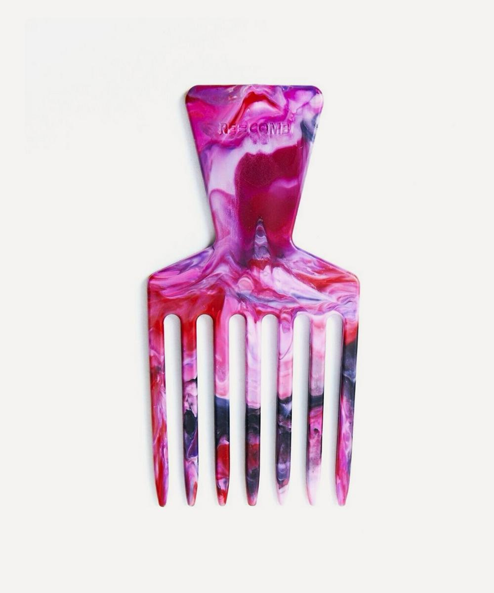 RE=COMB - Marbled Warm Recycled Plastic Pik