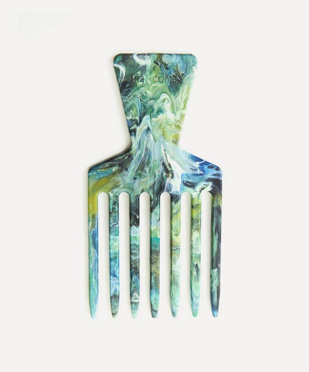RE=COMB - Marbled Cool Recycled Plastic Pik