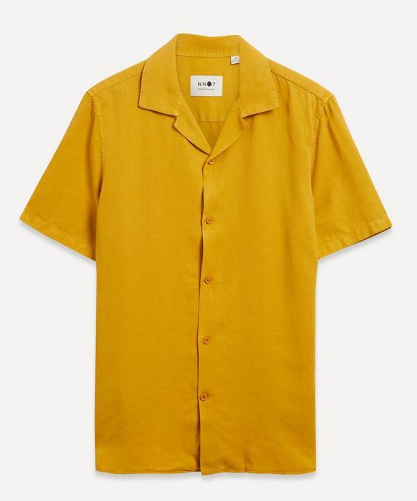 NN07 - Miyagi 5029 Lyocell Blend Shirt