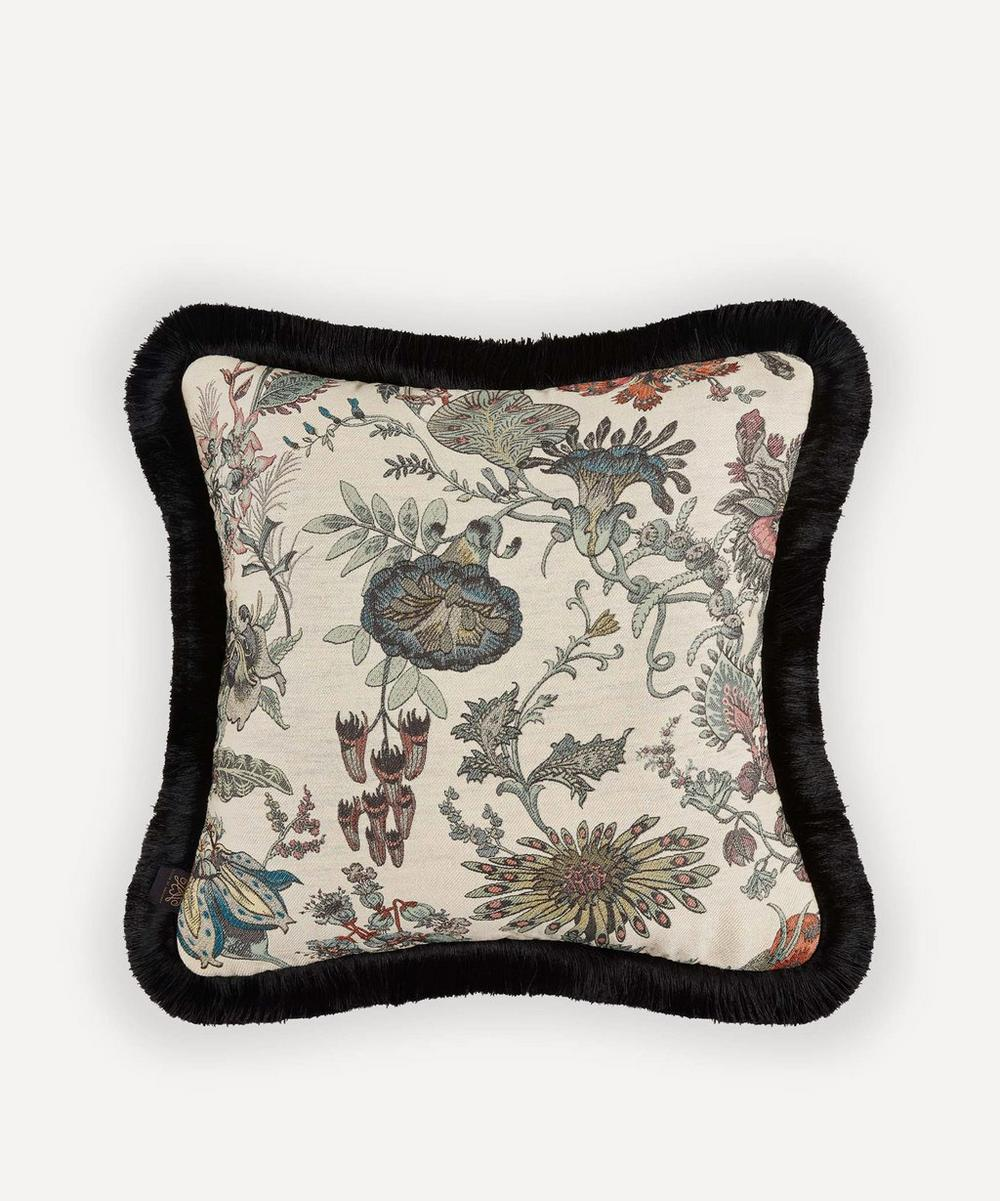 House of Hackney - Flora Fantasia Medium Jacquard Cushion