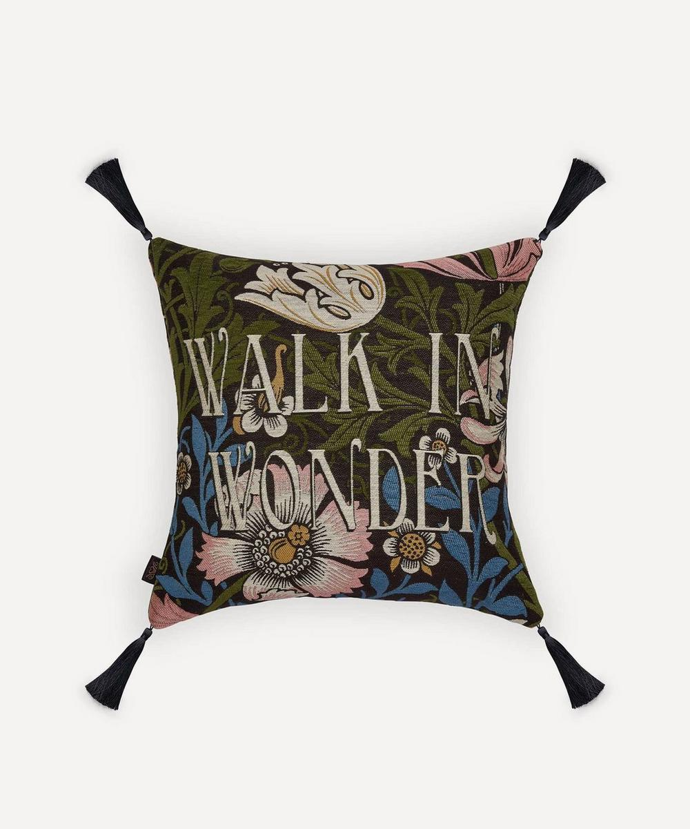 House of Hackney - Compton Walk in Wonder Jacquard Cushion