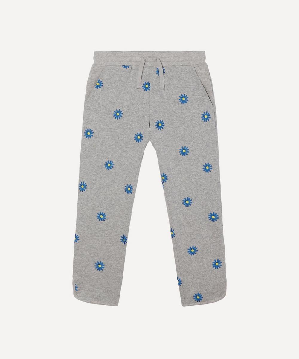 Stella McCartney Kids - Daisy Embroidered Joggers 2-8 Years