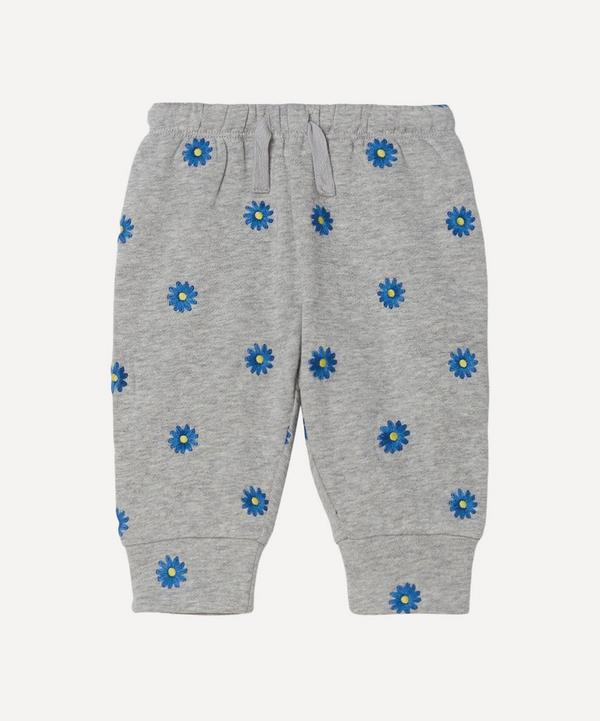 Stella McCartney Kids - Daisy Embroidered Joggers 3 Months-3 Years