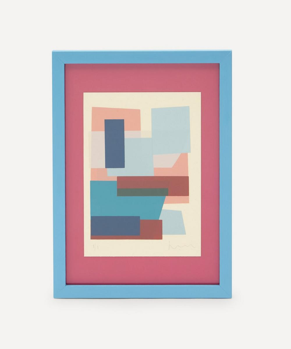 Jonathan Lawes - Stralsund Framed Print