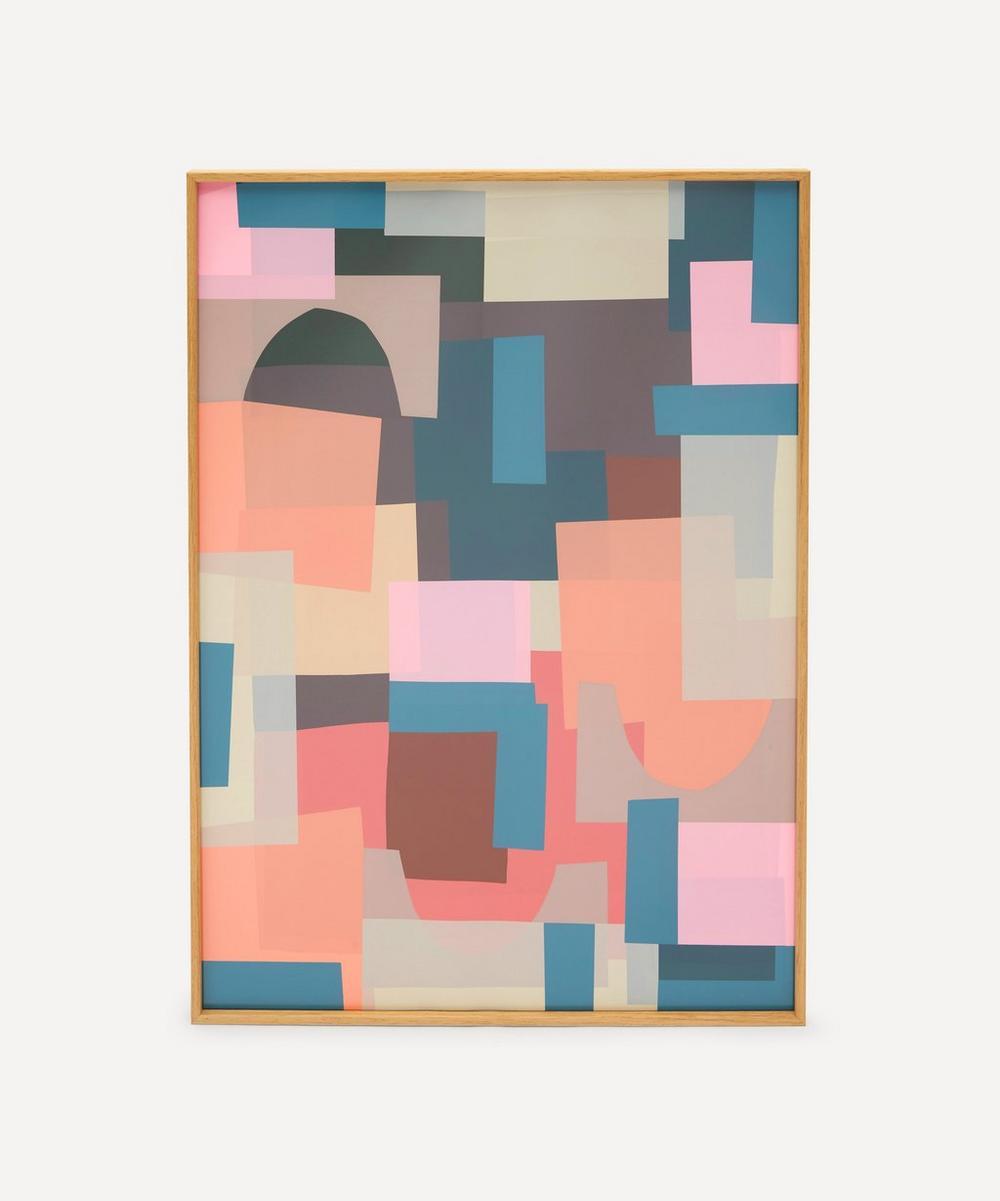 Jonathan Lawes - P.O.P. 42 Framed Print