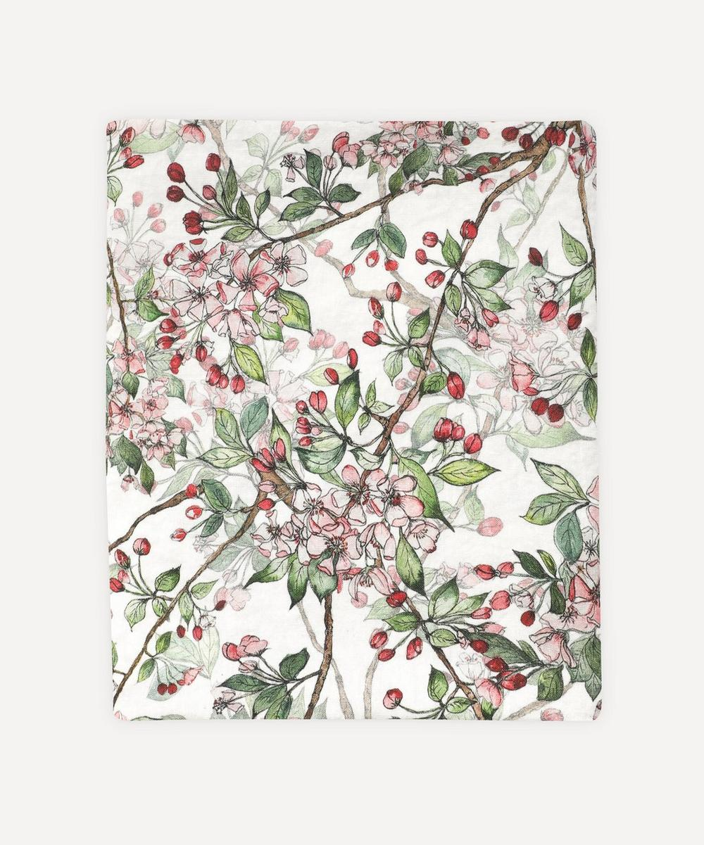 Bertioli by Thyme - Cherry Blossom Linen Tablecloth