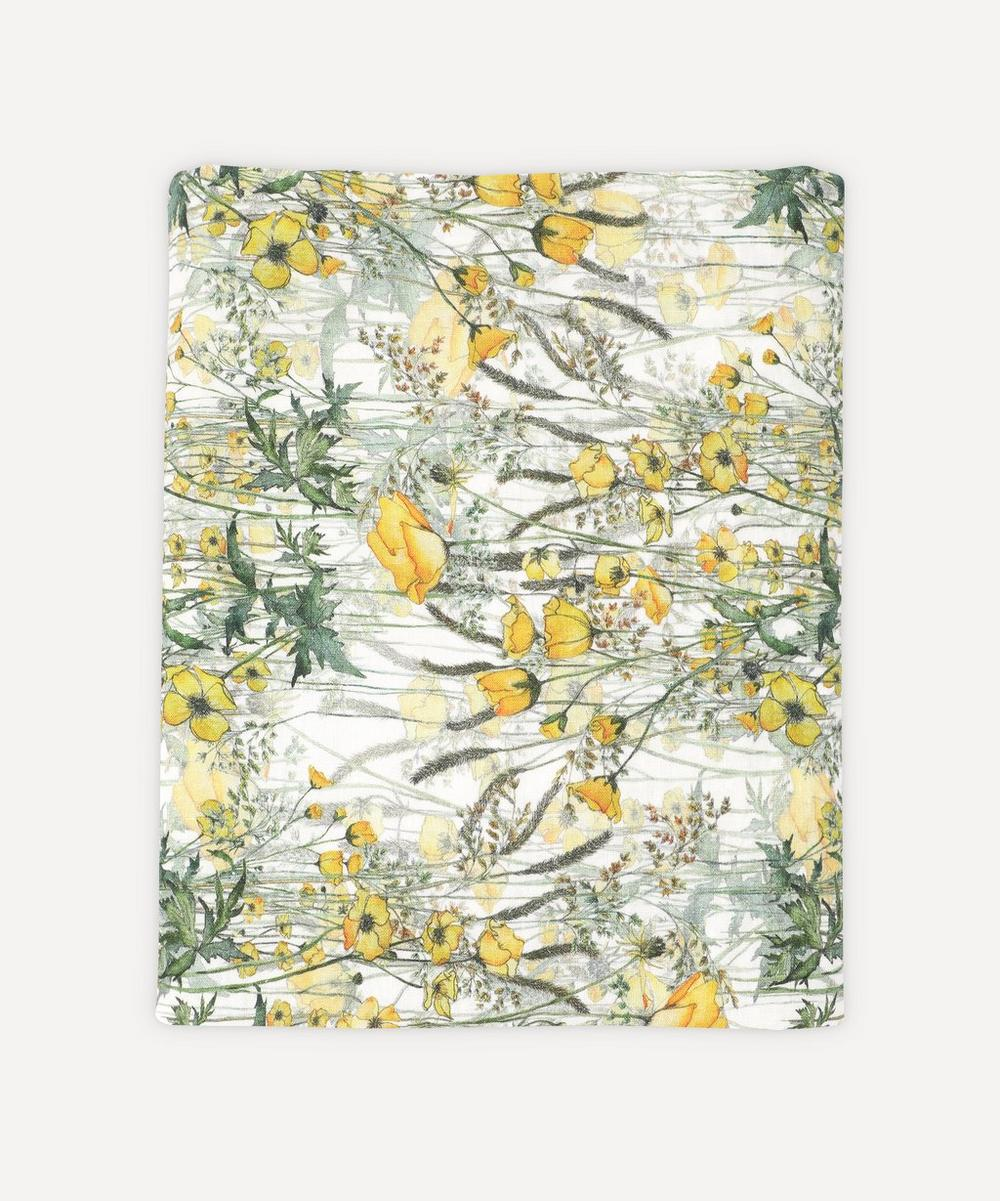 Bertioli by Thyme - Buttercup Large Linen Tablecloth