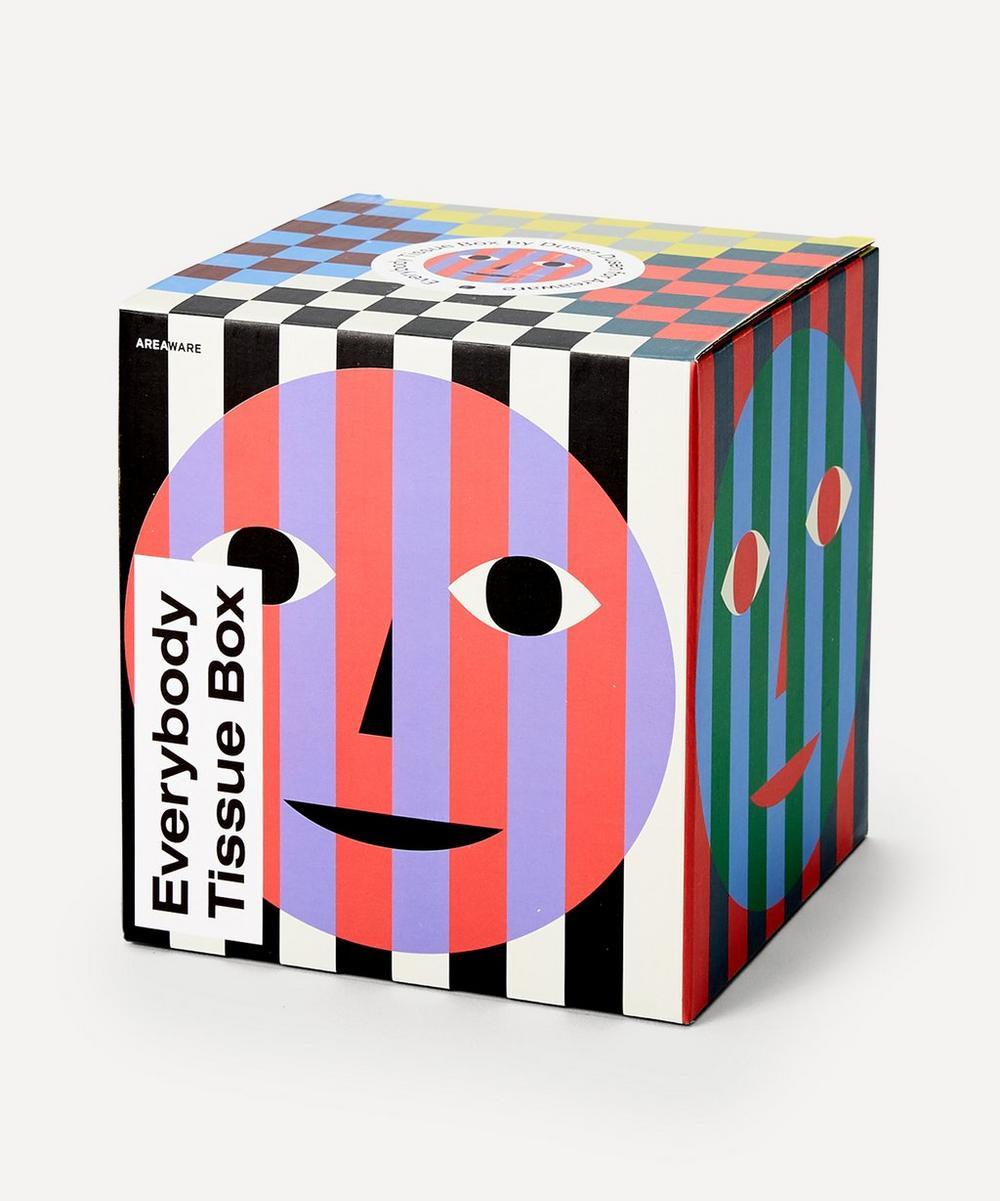 Areaware - Dusen Dusen Everybody Tissue Box Holder