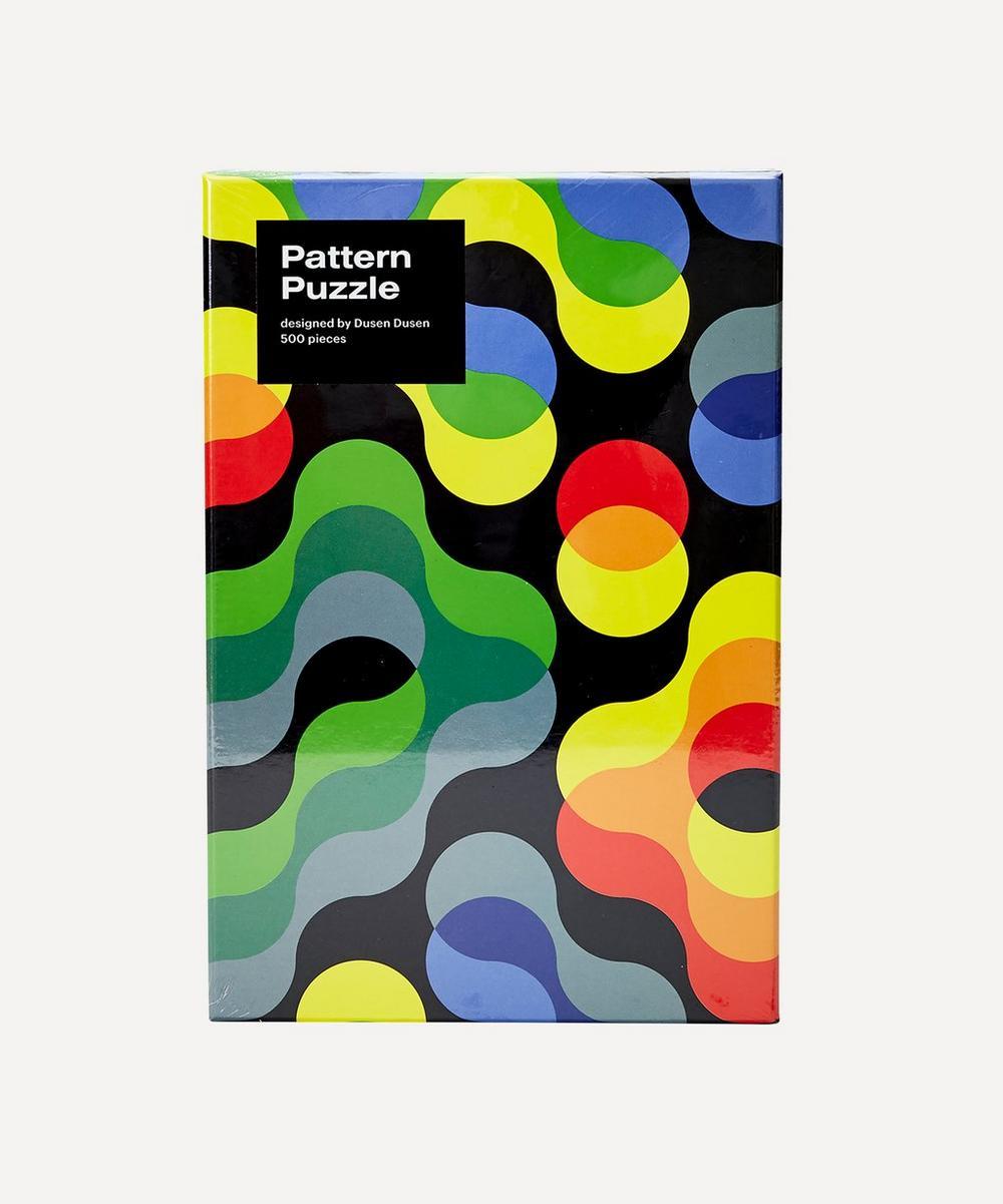 Areaware - Dusen Dusen 500-Piece Pattern Puzzle Arc