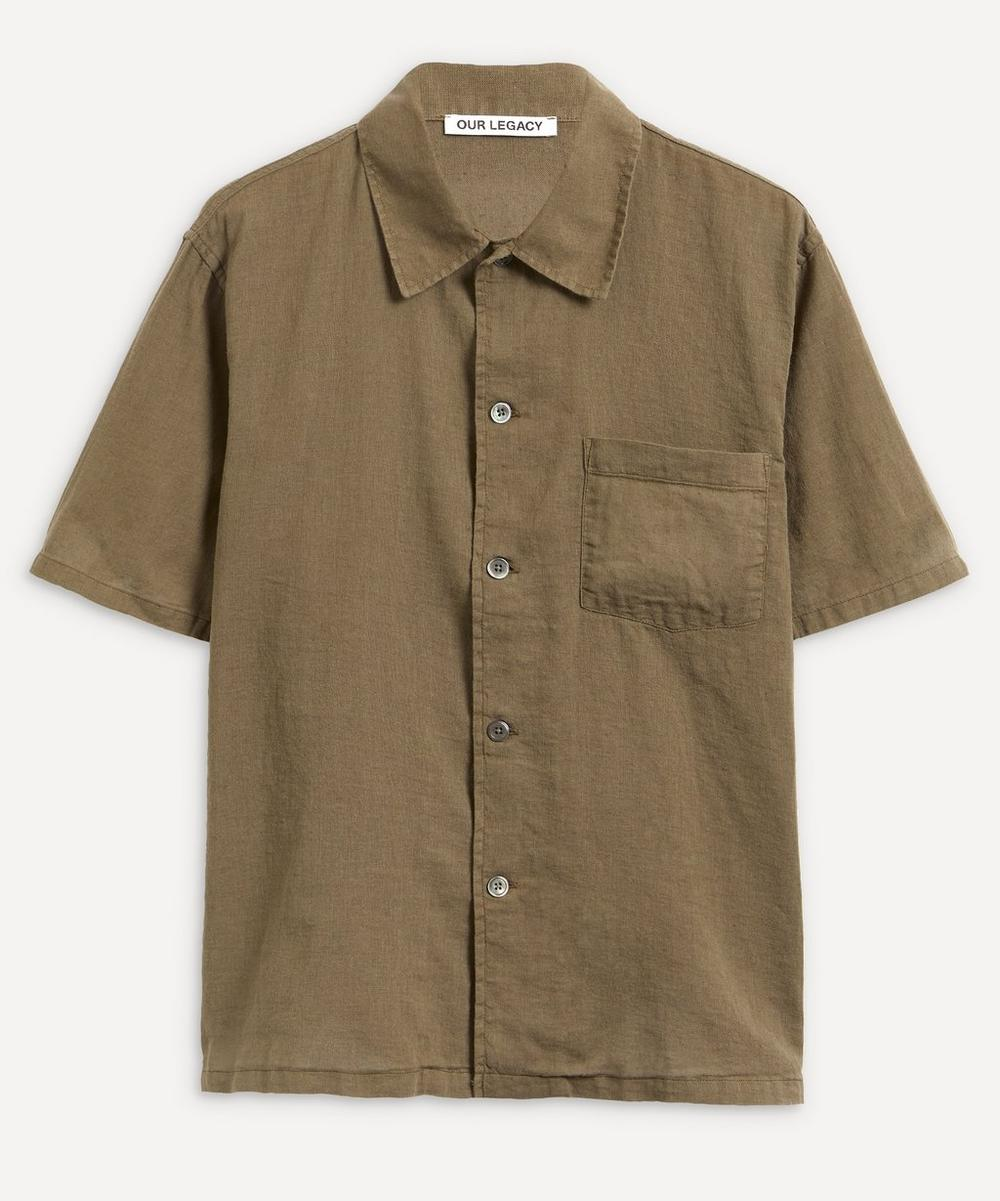Our Legacy - Sheer Box Shirt