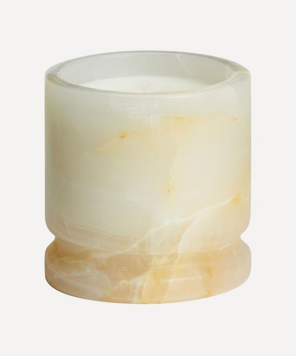 Soho Home - Small Verona Onyx Marble Candle 135g