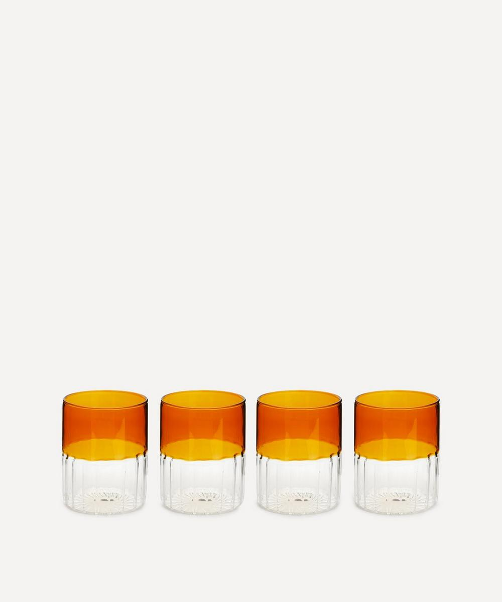 Soho Home - Collier Glass Tumblers Set of Four