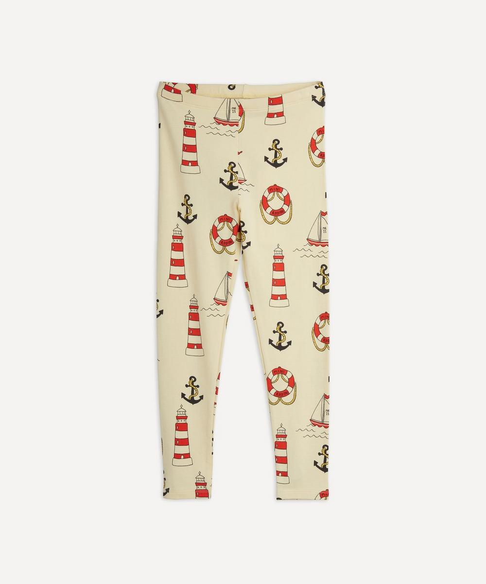 Mini Rodini - Lighthouse Leggings 0-12 Months