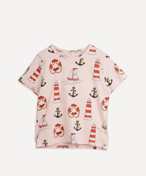 Lighthouse Short Sleeve T-Shirt 18 Months-8 Years