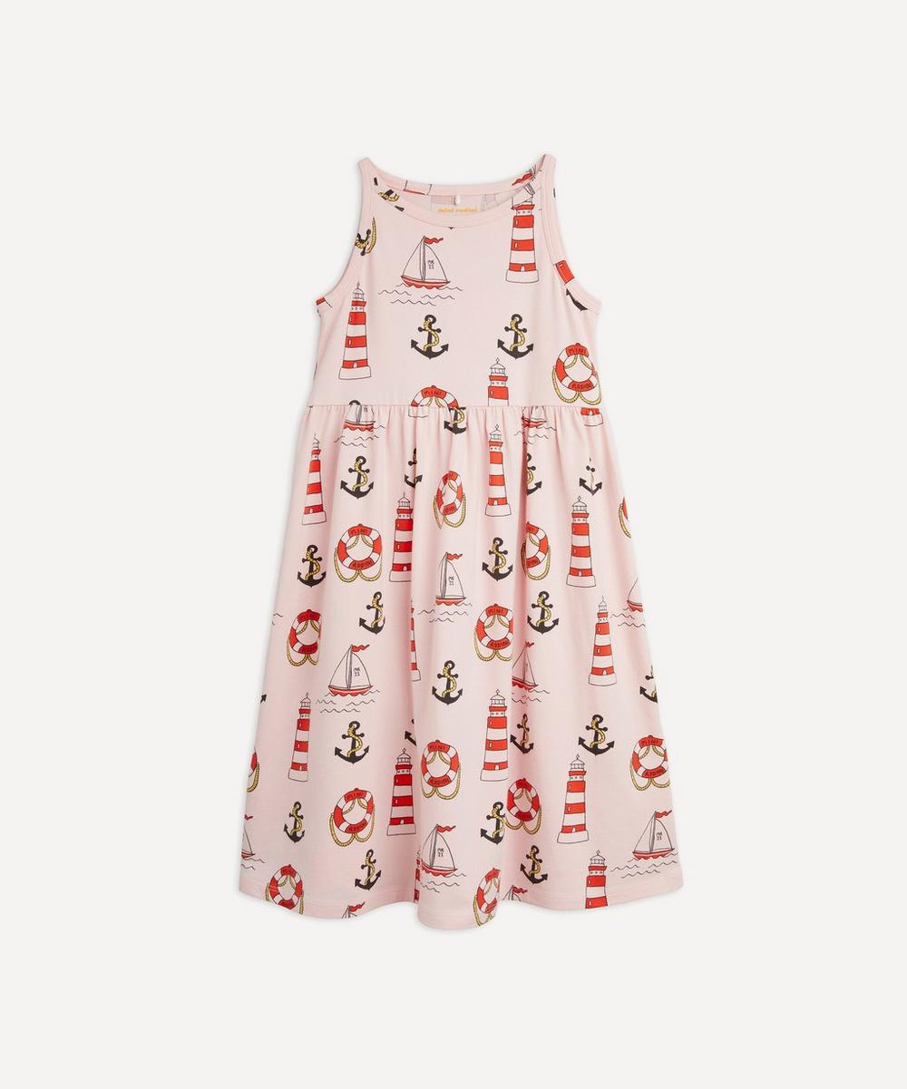 Mini Rodini - Lighthouse Tank Dress 18 Months-8 Years