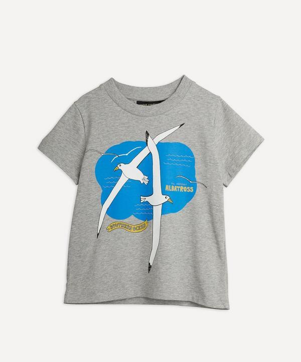 Mini Rodini - Albatross Short Sleeve T-Shirt 18 Months-8 Years
