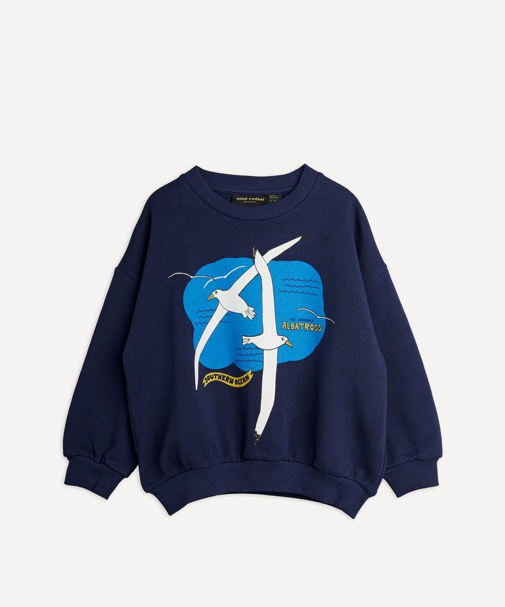 Mini Rodini - Albatross Sweatshirt 18 Months-8 Years