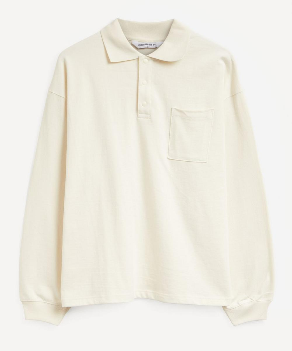 Uniform Bridge - One Pocket Collared T-Shirt