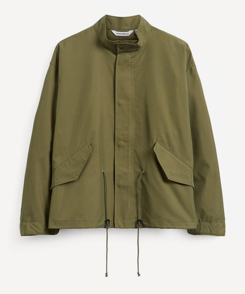 Uniform Bridge - Fishtail Short Jacket