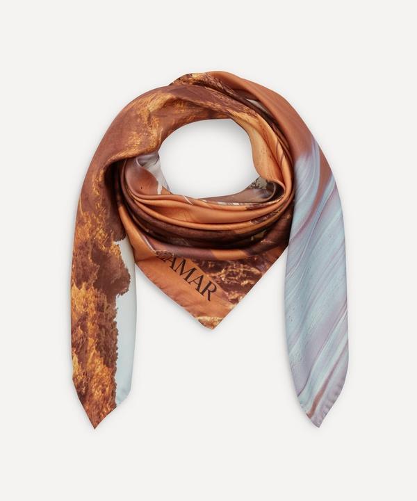 LAMAR - The Evening Silk Scarf