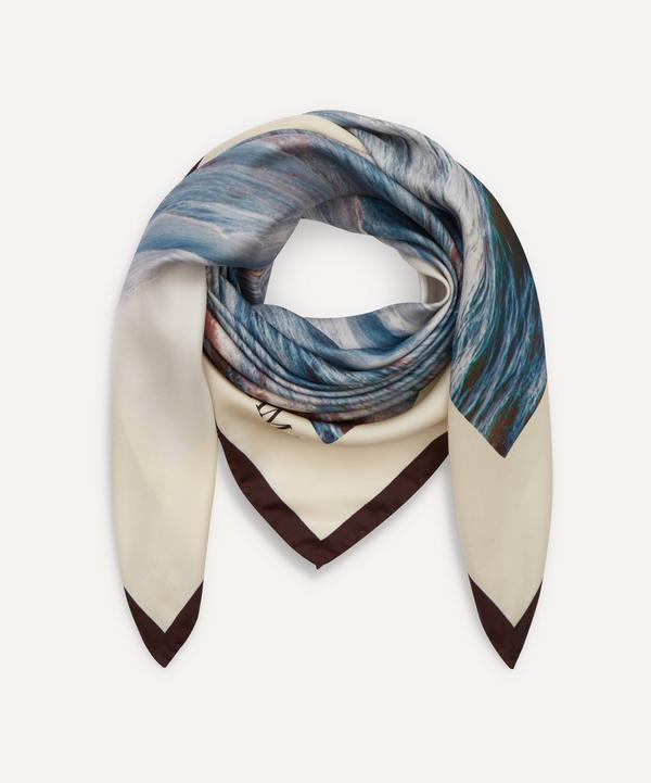 LAMAR - The Ocean Silk Scarf