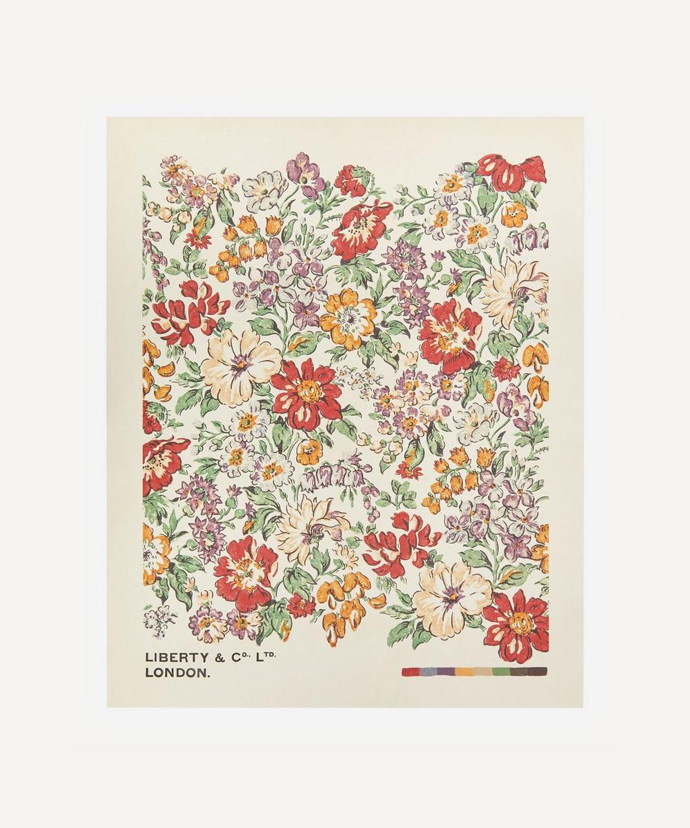 Liberty - Unframed Honeydew Archive Liberty Art Print