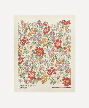 Unframed Honeydew Archive Liberty Art Print