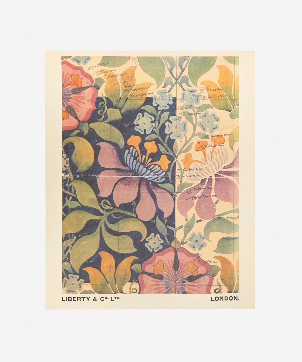 Liberty - Unframed Copley Archive Liberty Art Print