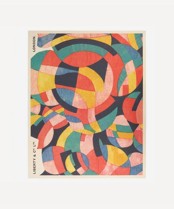Liberty - Unframed Atwell Archive Liberty Art Print