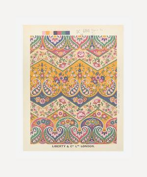 Unframed Georgia Paisley Archive Liberty Art Print
