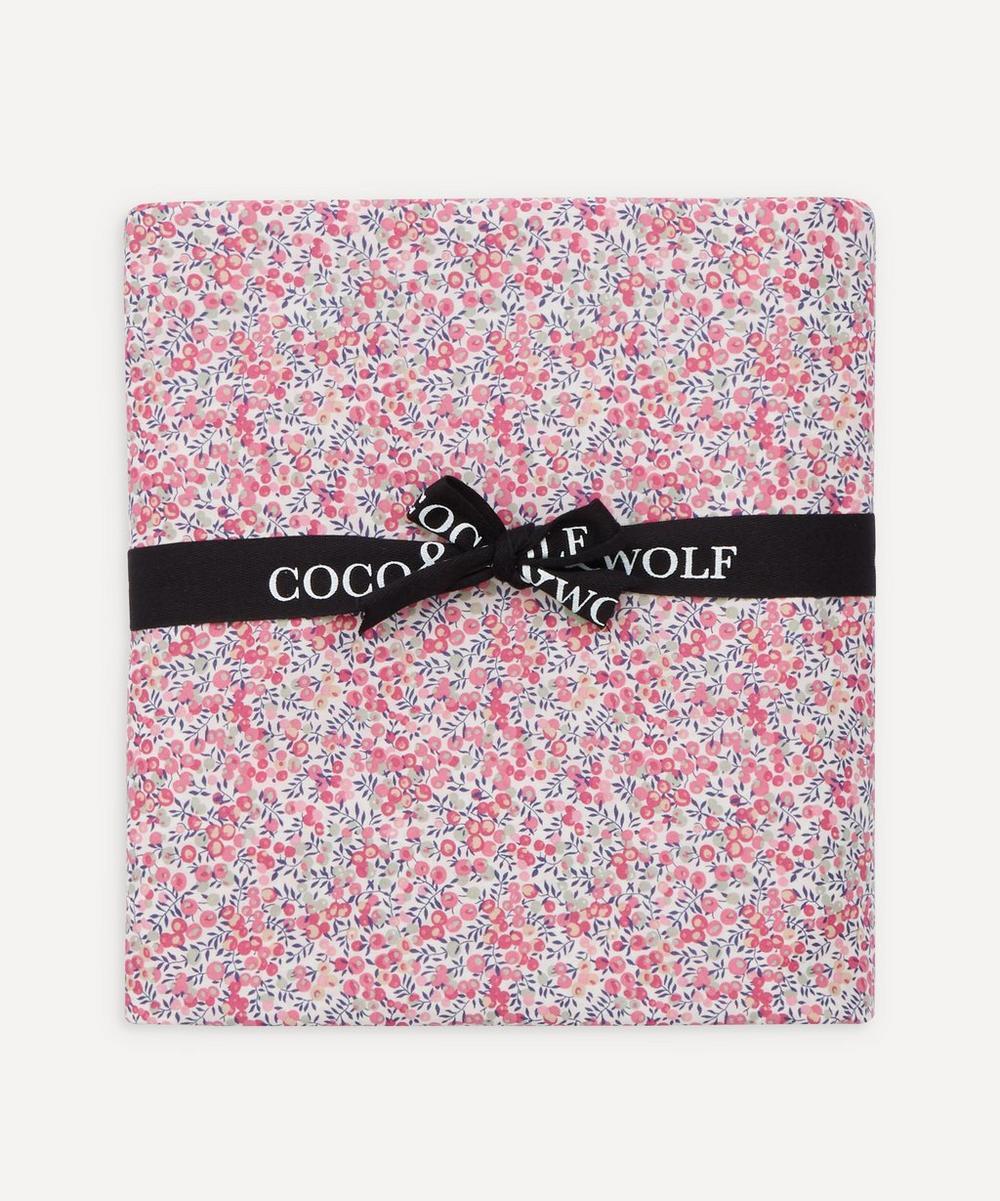 Coco & Wolf - Mitsi Valeria and Wiltshire Bud Stitch Edge Tablecloth