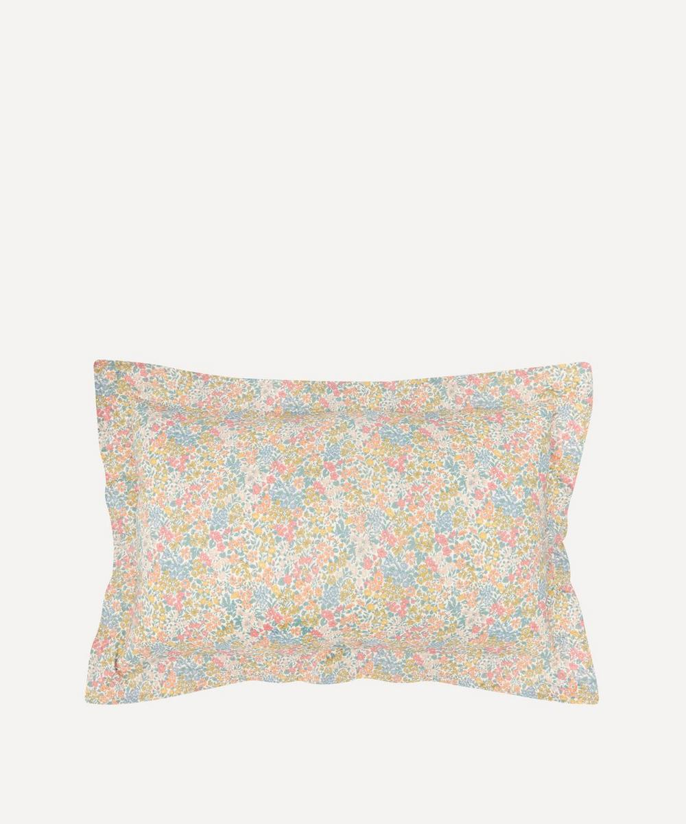 Coco & Wolf - Joanna Louise Stitch Edge Oblong Bolster Cushion