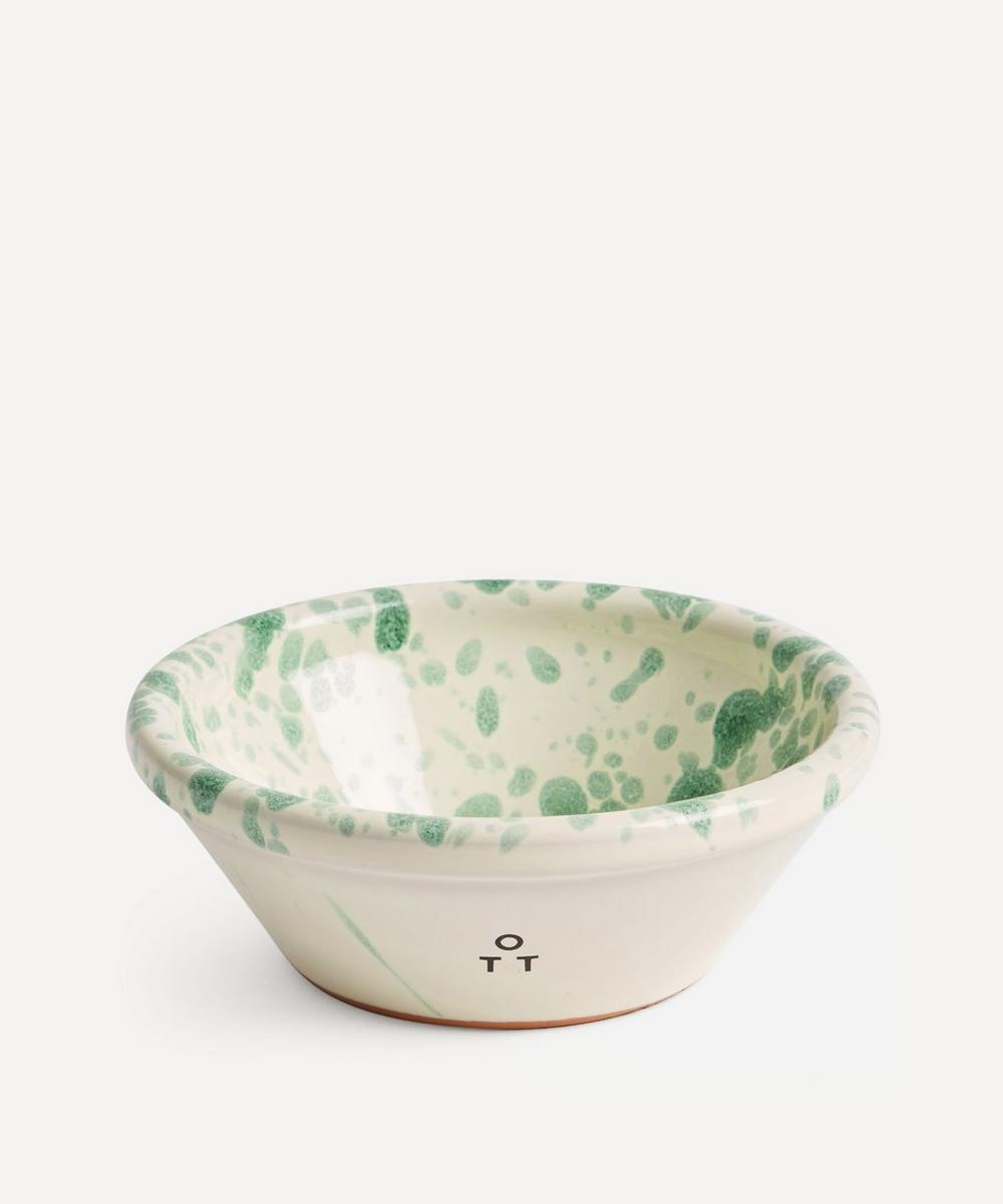 Hot Pottery - Nut Bowl Pistachio