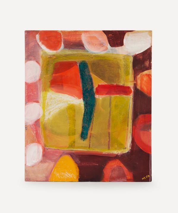 Molly van Amerongen - Express To Ruby Valley Original Painting