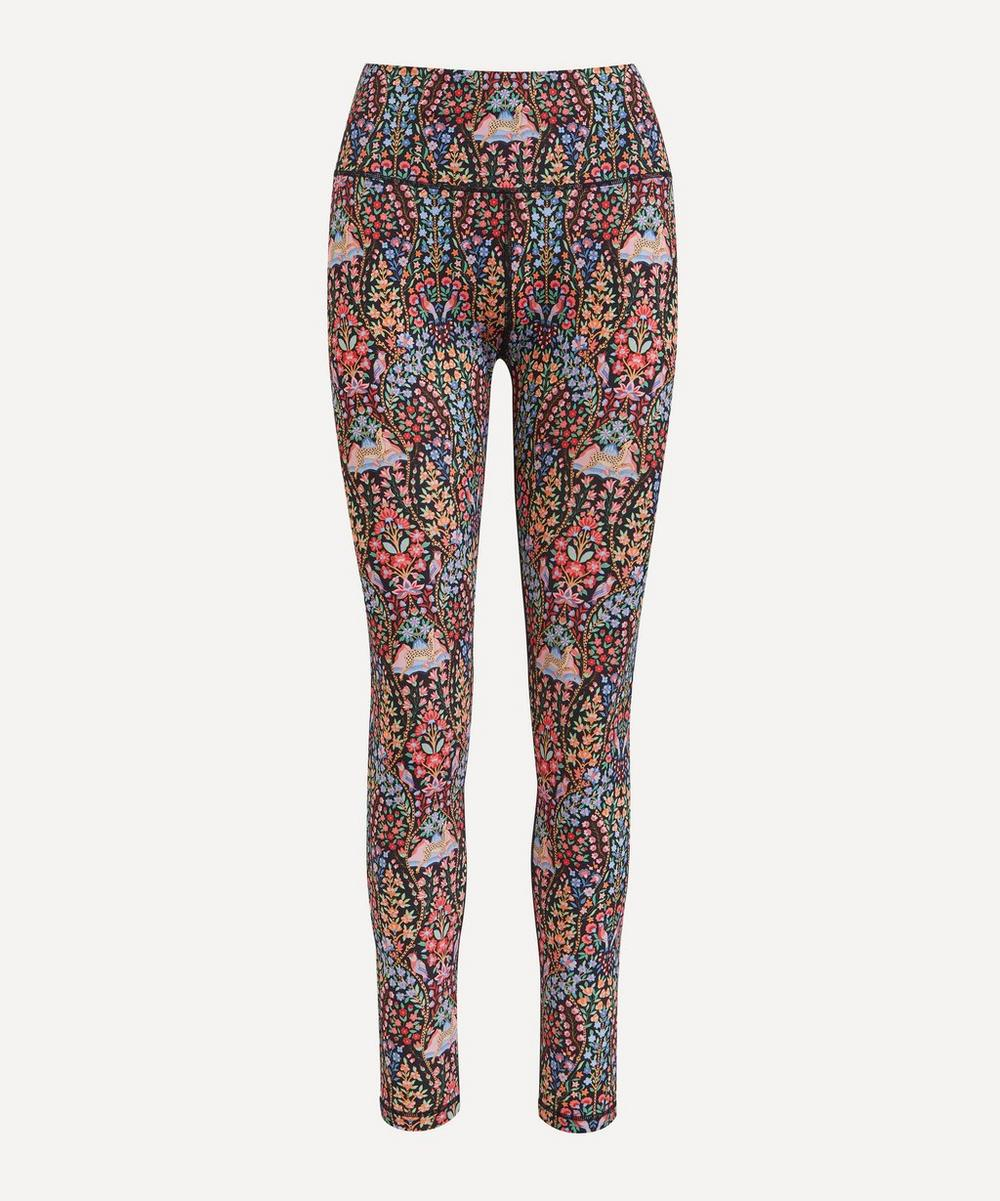 Liberty - Silverwood Printed Stretch Leggings