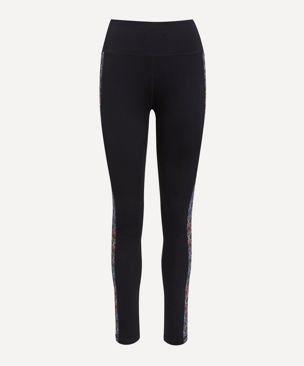 Liberty - Iphis Printed Panel Stretch Leggings