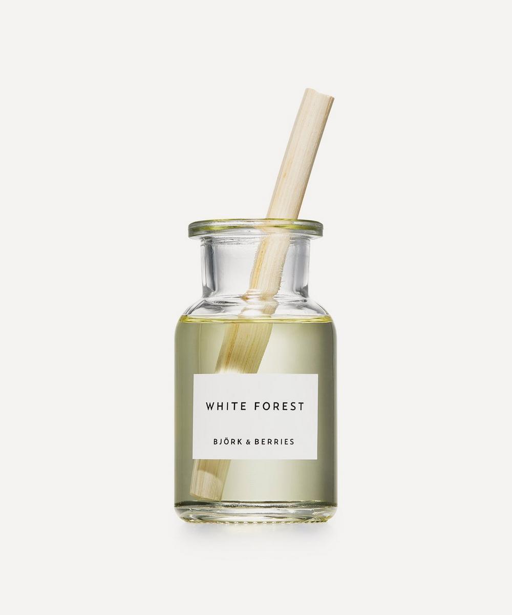 Björk & Berries - White Forest Reed Diffuser 100ml