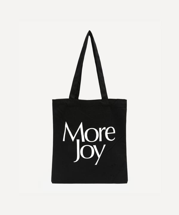 More Joy by Christopher Kane - More Joy Cotton Tote Bag